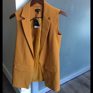 Top Shop sleeveless trench/dress